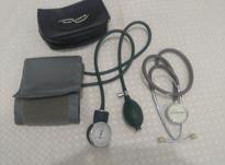 دستگاه فشار وگوشی پزشکی در شیپور-عکس کوچک
