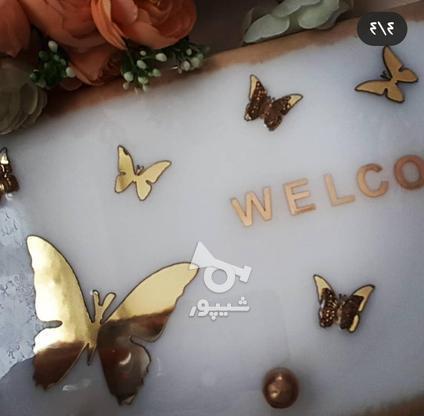 جا کلیدی رزینی طرح پروانه در گروه خرید و فروش لوازم خانگی در تهران در شیپور-عکس2