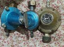 رگلاتور کپسول گاز. در شیپور-عکس کوچک