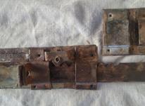 قفل در قدیمی در شیپور-عکس کوچک