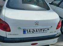 پژو 206 SD (صندوق دار) 1396 سفید در شیپور-عکس کوچک