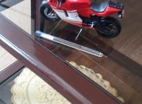 ماکت موتور. سیکلت در شیپور-عکس کوچک