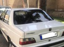 پژو پارس معمولی 1386 سفید در شیپور-عکس کوچک