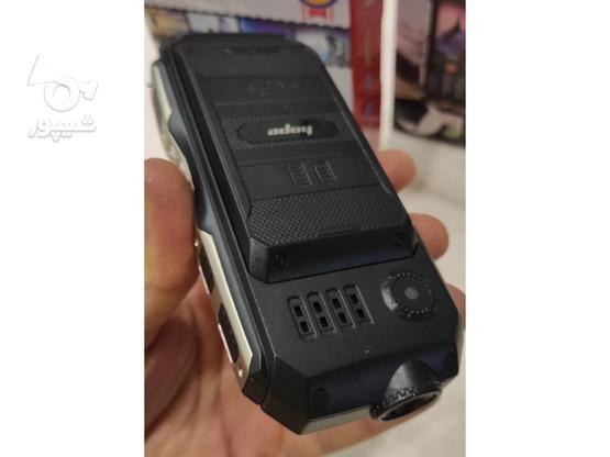 گوشی ضد ضربه با چراغ قوه پلیسی و پاوربانک(*با کد فعال سازی* در گروه خرید و فروش موبایل، تبلت و لوازم در تهران در شیپور-عکس2