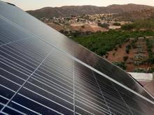 پنل خورشیدی - کنترلر شارژر - اینورتر برق خورشیدی در شیپور