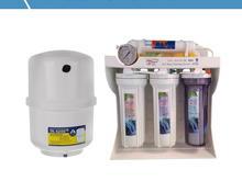دستگاه تصفیه آب 6 مرحله ای با مخزن یوسفی (ارسال رایگان) در شیپور