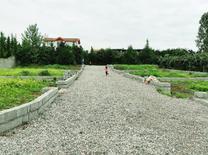 زمین شهرکی مکان باصفا قطعات 200 الی 300 متر با پروانه ساخت در شیپور