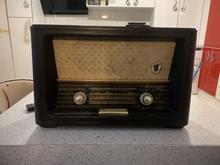 رادیو لامپی عتیقه آلمانی در شیپور
