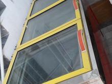 یخچال سالم بسیار جا دار سه متری در شیشه ای در شیپور