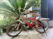دوچرخه کودک در شیپور