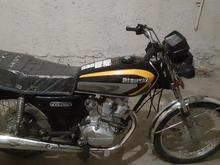 پیشتاز 125 مدل 87 در شیپور