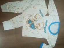 فروش 5 دست لباس شماره 1 و 2 نوزادی در شیپور