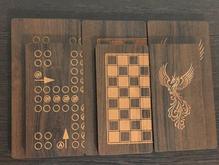 شطرنج چوبی در شیپور