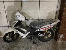 موتورسیکلت شوگا130 انژکتوری در شیپور