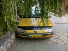 فروش تاکسی 405 مدل 91داخل شهری در شیپور