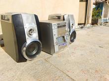 سیستم صوتی4000وات سامسونگ در شیپور