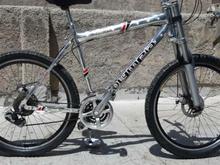 دوچرخه سایز26 المپیا تمام. آلمینیوم لوازم شیمانو در شیپور