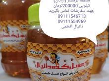عسل طبیعی 100درصد در شیپور