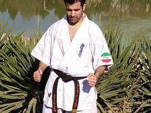 مربی رسمی کیوکوشین کاراته در شیپور