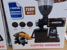 اسپرسو ساز نوا کد 142 و دستگاه آسیاب قهوه در شیپور