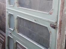پنجره چوبی در شیپور