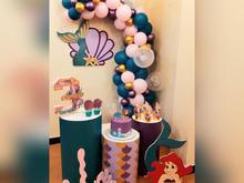 دکور تولد کودک در شیپور