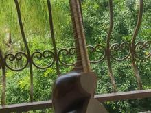 ساز تار جنس چوب توت در شیپور