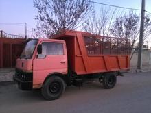 کامیونت zf نیسان کمپرسی زد اف در شیپور