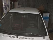 پراید صندوقدار CNG، مدل 1387دوگانه کارخانه در شیپور