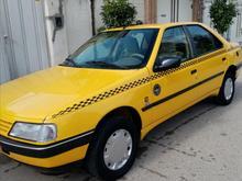 405 مدل 95 تاکسی گنبد در شیپور