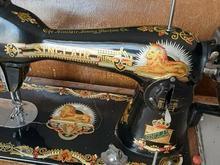 چرخ خیاطی شیر نشان اصل در شیپور
