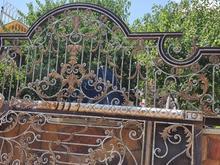 درب و نرده فرفوژه حیاط در شیپور