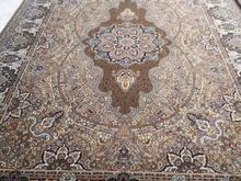 یک جفت فرش9متری گردویی نقش شاهانه کشمیر کاشان در شیپور