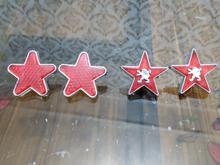 ستاره و نوار برای تزئین موتور و دوچرخه در شیپور