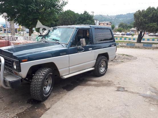 پاترول دودرب73 در گروه خرید و فروش وسایل نقلیه در مازندران در شیپور-عکس3