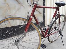 دوچرخه سایز 26 ، سبک دارای طوقه های ژاپنی استیل در شیپور