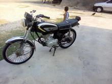 موتور هندا سالم تمیز مزاییده در شیپور