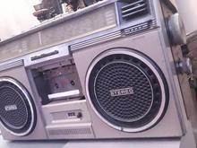 رادیو فوق العاده قوی وسالم ژاپن در شیپور