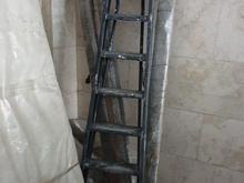 نردبان فلزی در شیپور