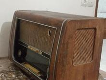 فروش رادیو آنتیک 60×40 آستاسفورت اصل آلمان سالم بشرط کارکرد در شیپور