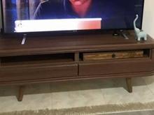 زیر تلویزیون چوبی نو در شیپور