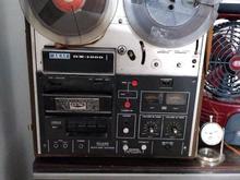 ضبط و پخش و رادیو و آمپلی فایر حرفه ای قدیمی در شیپور