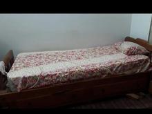تختخواب چوبی در شیپور
