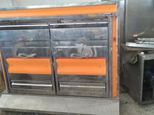 کباب پز تابشی ایستاده صنعتی40سیخ در شیپور