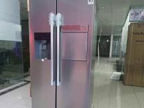 یخچال و فریز ساید بای ساید دوو مدل D4S-3340SS در شیپور