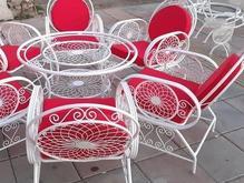 مبلمان ویلایی ،مبلمان فضای باز در شیپور
