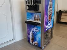دستگاه بستنی ساز قیفی sk240 در شیپور