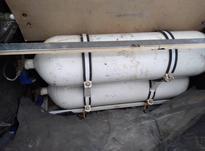 کپسول گاز پراید دوقلو با کلیه لوازم داخل موتور واتاق در شیپور-عکس کوچک