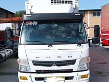کامیونت فوسو 8تن مدل 96 تحویل 97 در شیپور