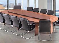 *میز کنفرانس دوازده نفره گروهی برای جلسات اداری* در شیپور-عکس کوچک